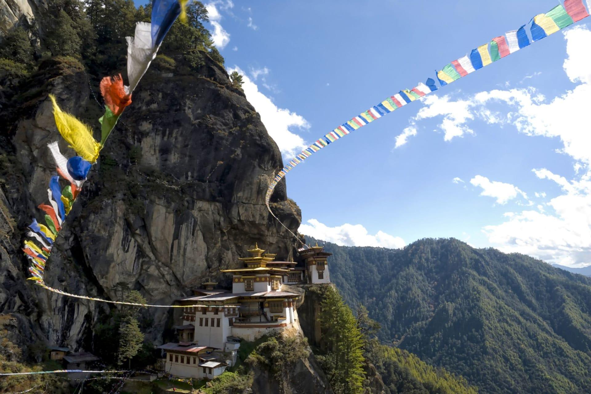Paro Tigers Nest Monastery