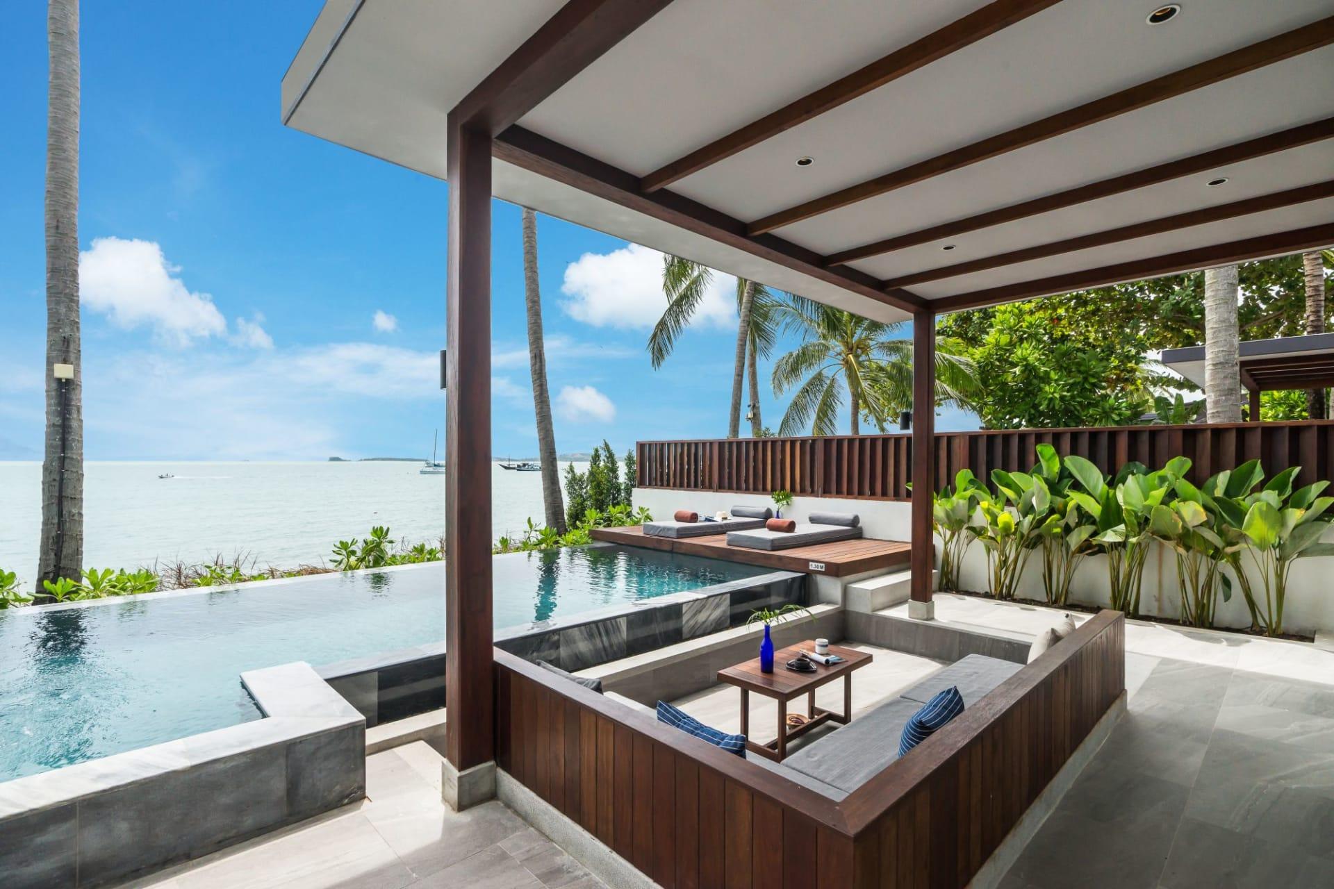 room: Beachfront Pool Villa