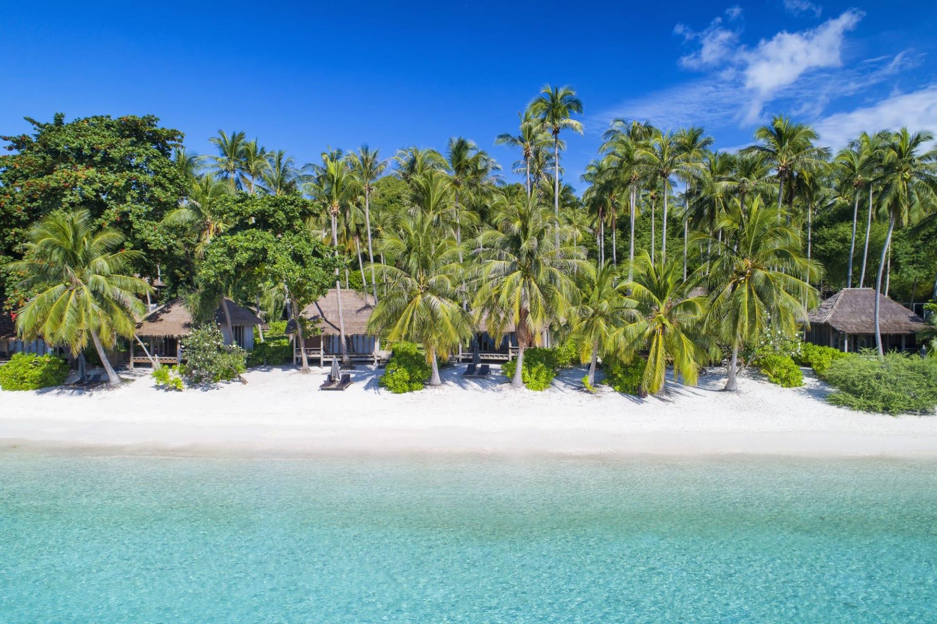 room: Castaway Beach Villa