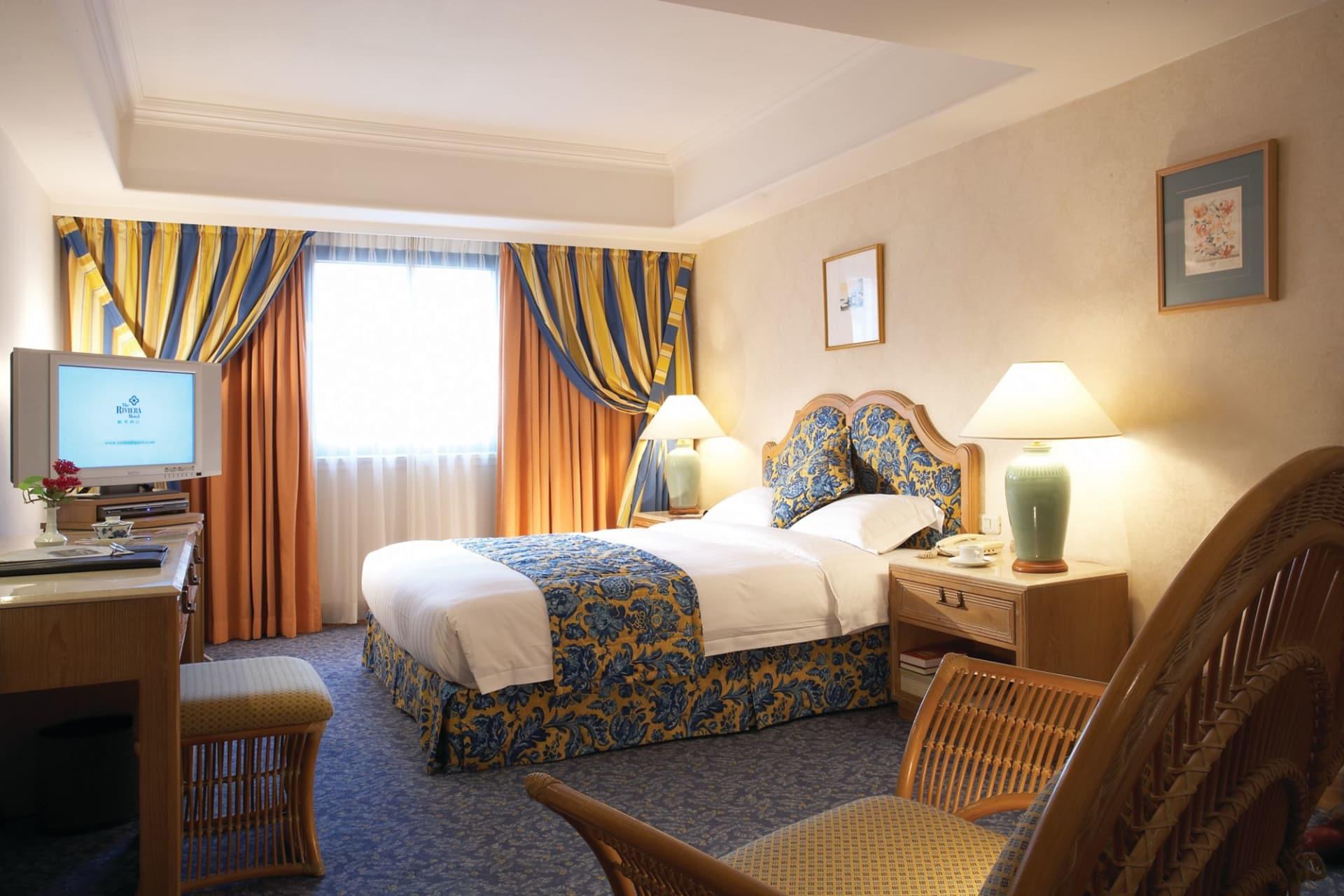 room: Deluxe | double room