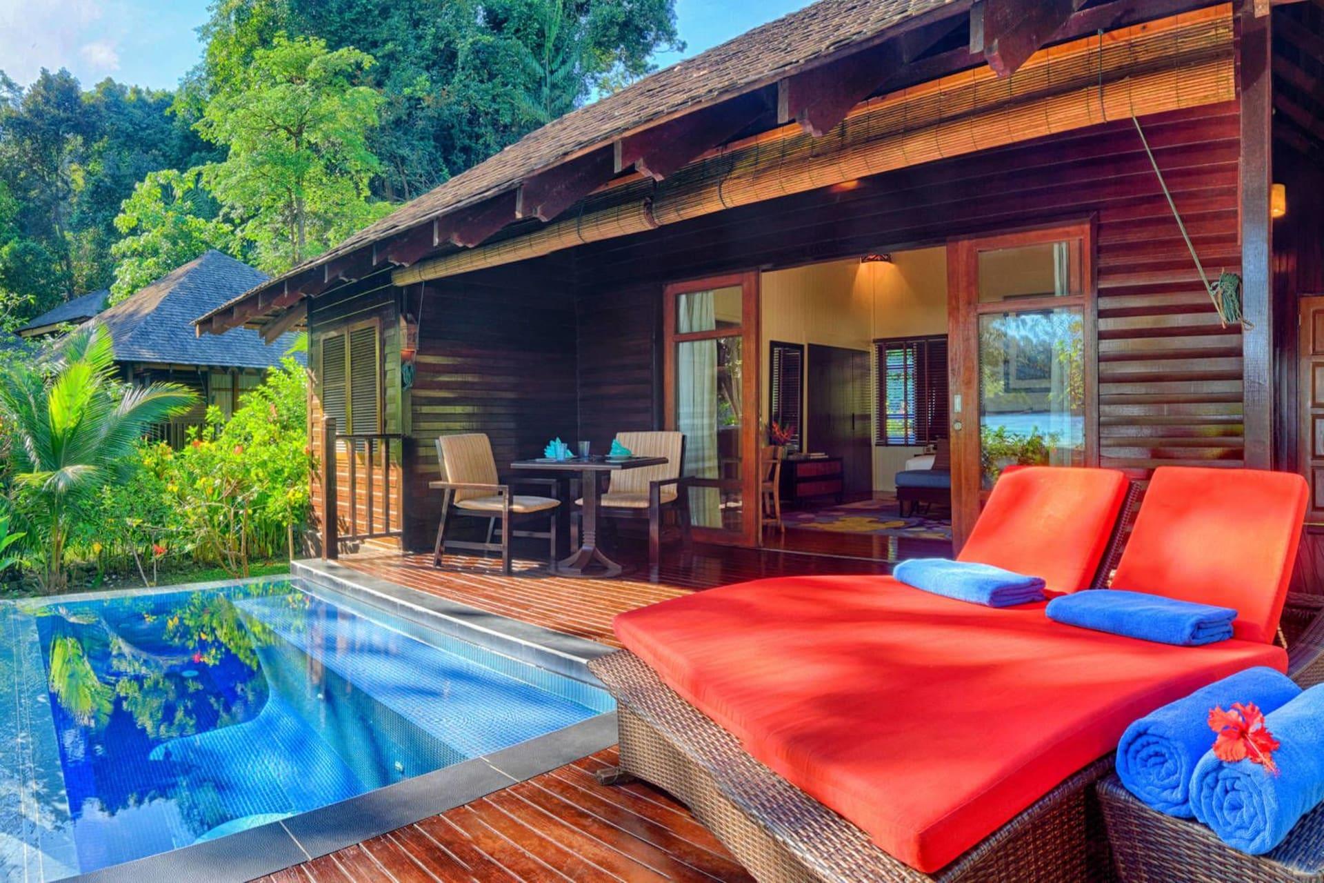 room: Plunge Pool Villa