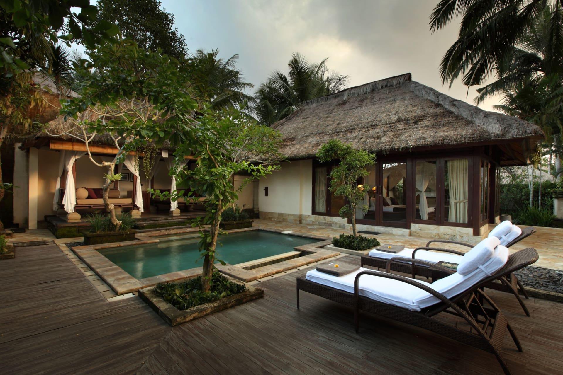 room:Village Suite 1-Bedroom  | outdoor