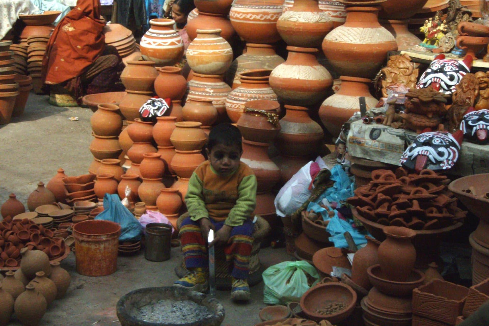 Salaam Baalak Market