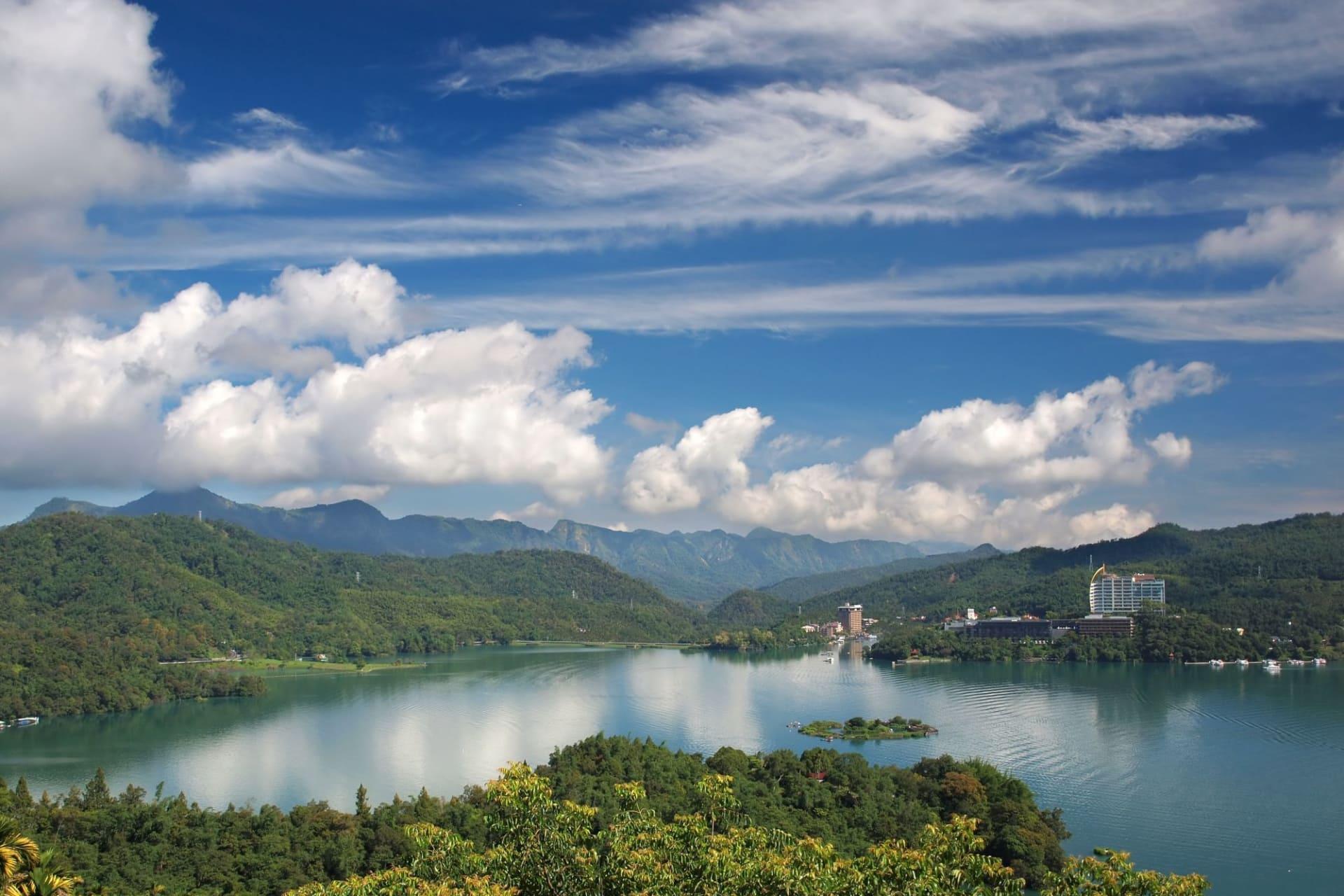 Sun Moon Lake Taiwan