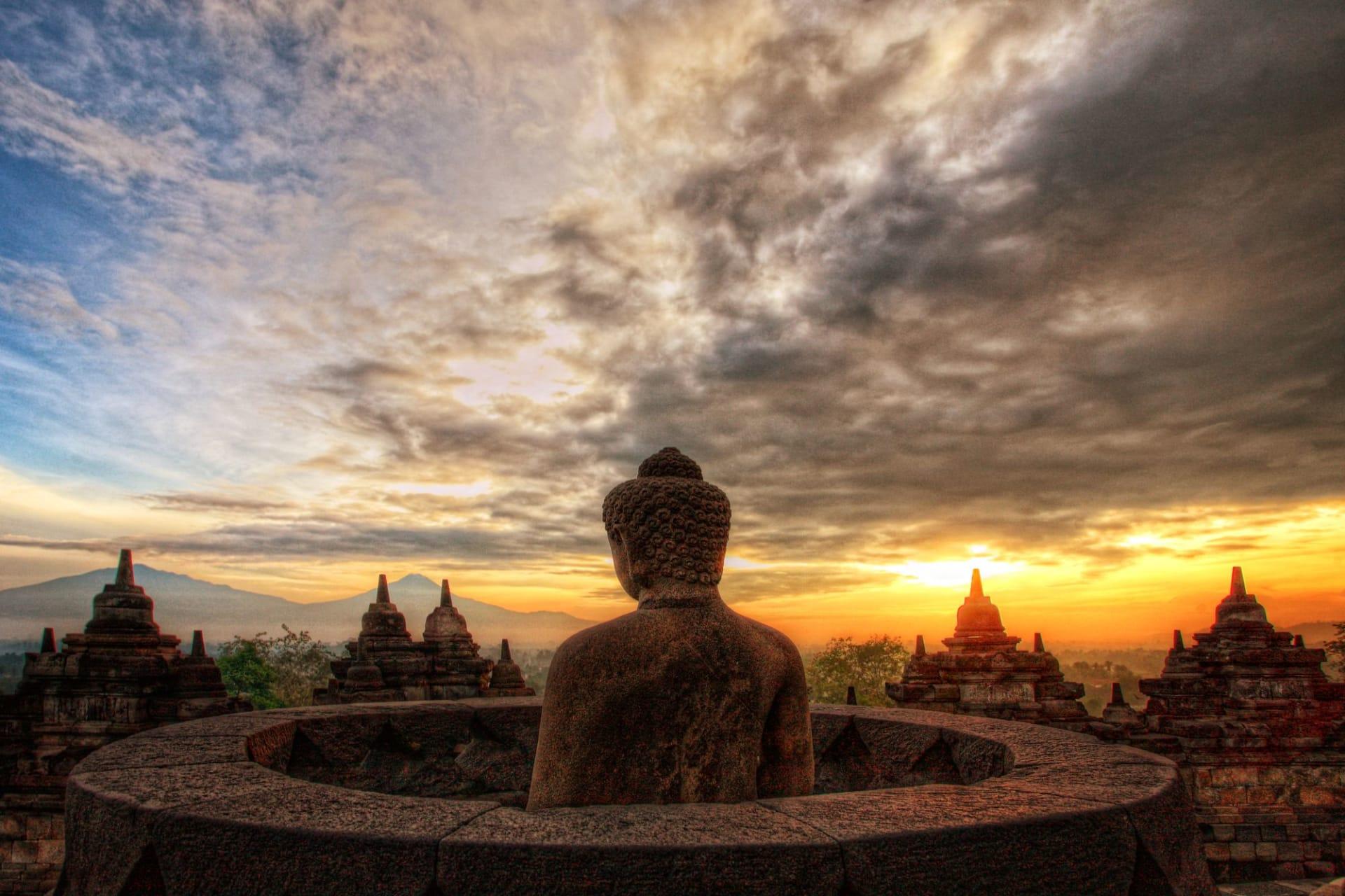 Yogyakarta Borobudur