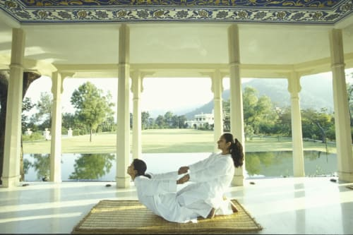 Ananda In The Himalayas