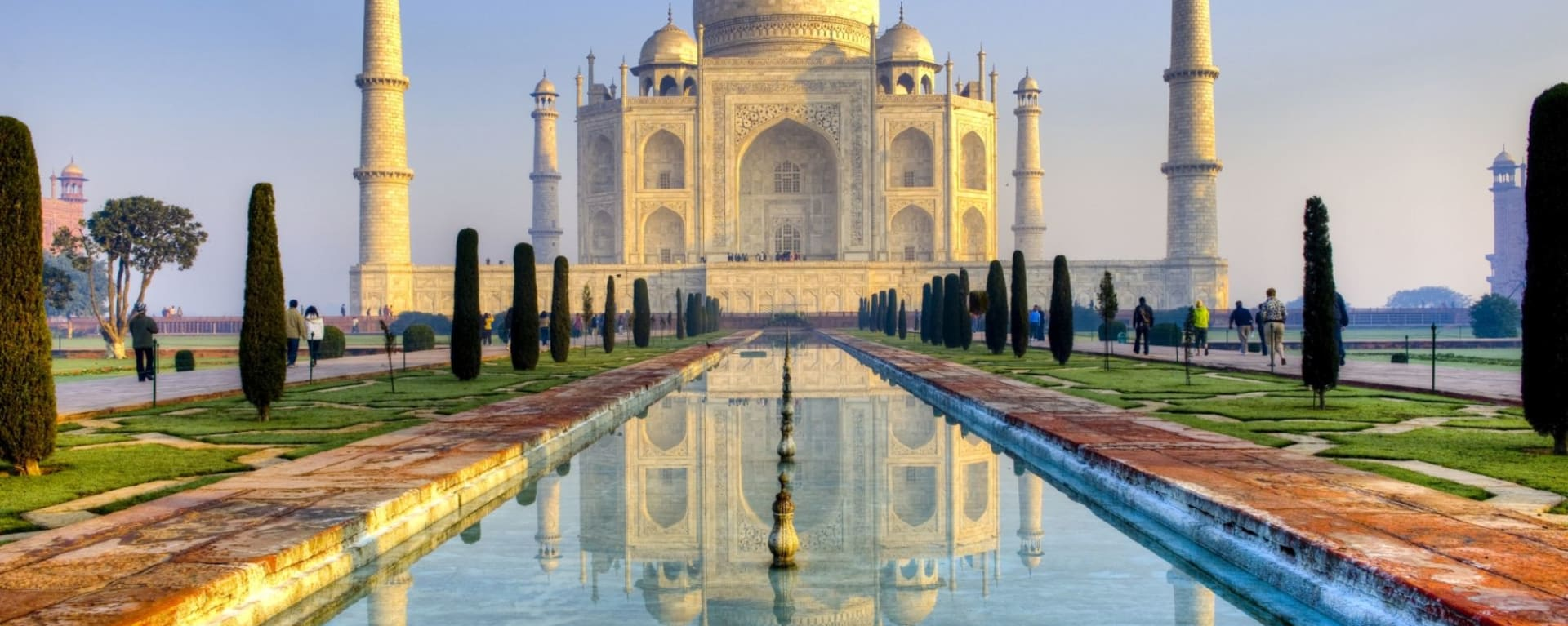 «The Deccan Odyssey» - L'éclat du Rajasthan de Mumbai: Agra Taj Mahal
