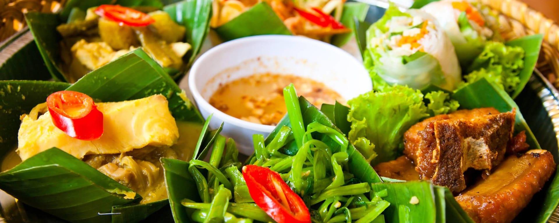 Cours de cuisine khmère à Siem Reap: Cambodian Dish