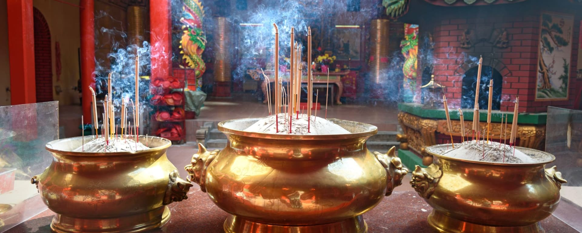 Traditionelles Kuala Lumpur: Kuala Lumpur Kuan Ti Temple
