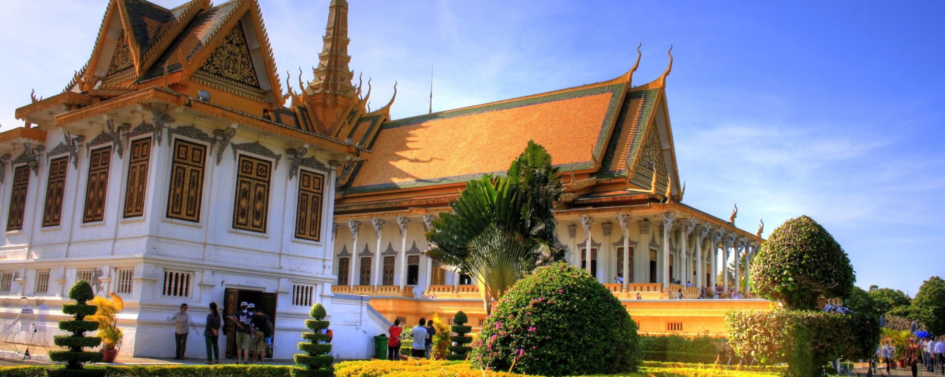 Good Morning Phnom Penh: Phnom Penh Royal Palace