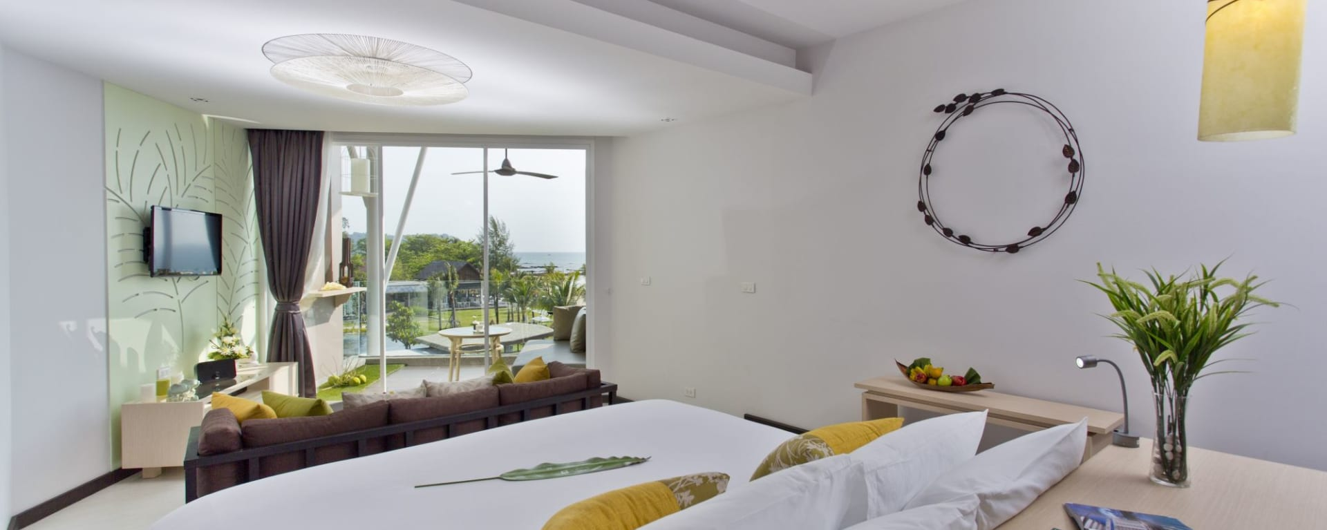 The Sands Khao Lak by Katathani: Seaside Junior Suite (Seaside Wing)