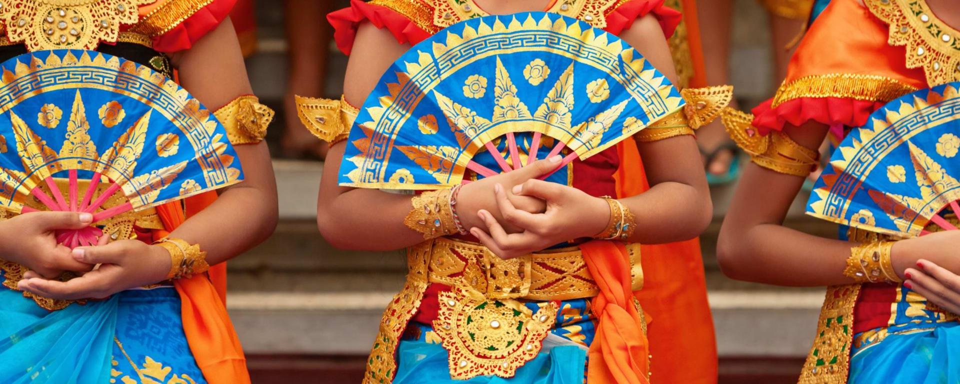 Wissenswertes zu Indonesien Reisen und Ferien: Bali - traditional Legong Dance