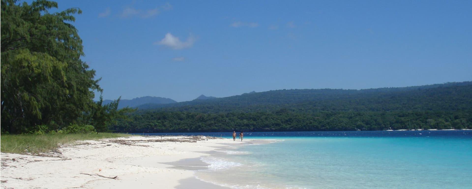 Timor-Leste Reisen und Ferien von tourasia: Jaco Island