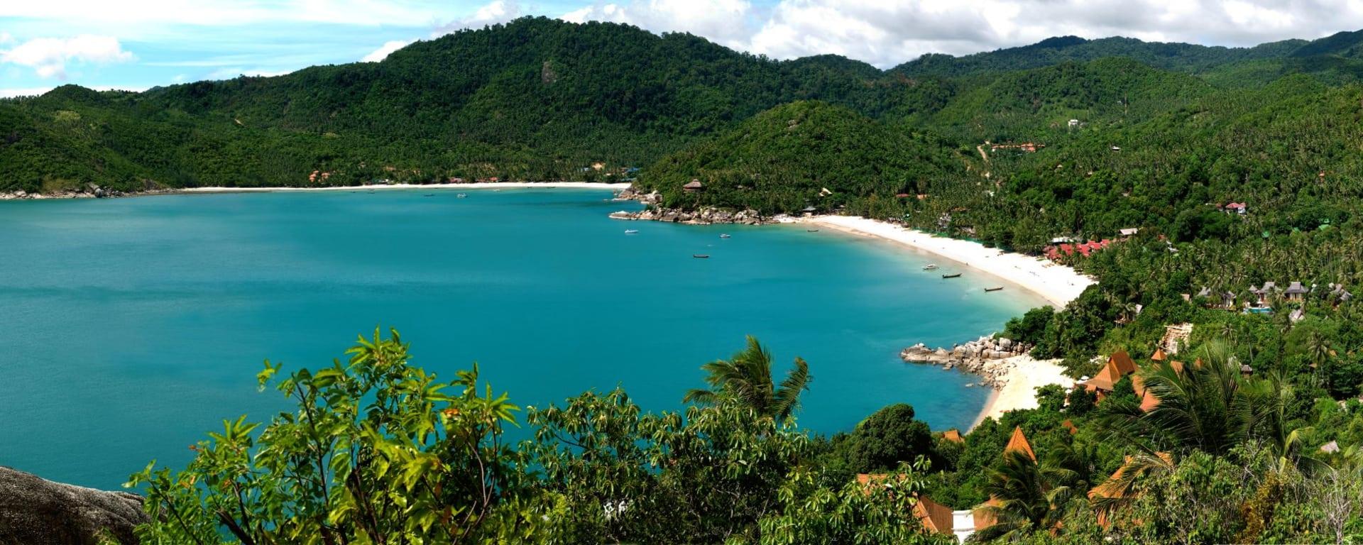 Santhiya Koh Phangan Resort & Spa in Ko Phangan: Thong Nai Pan Beach