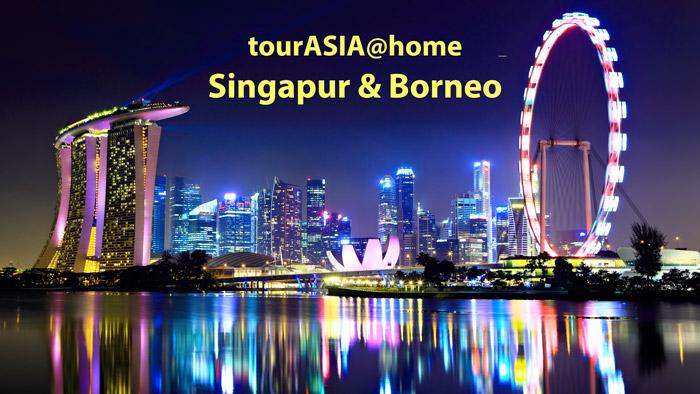 Webinar Singapur & Borneo