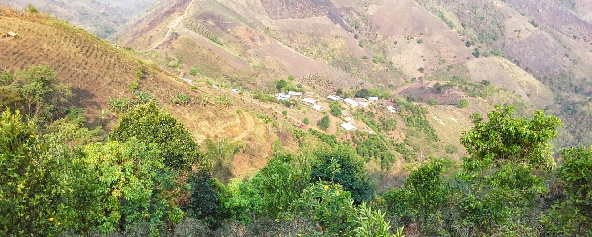 Wandern im malerischen Shan Staat (4 Tage) ab Inle Lake: Community Trail