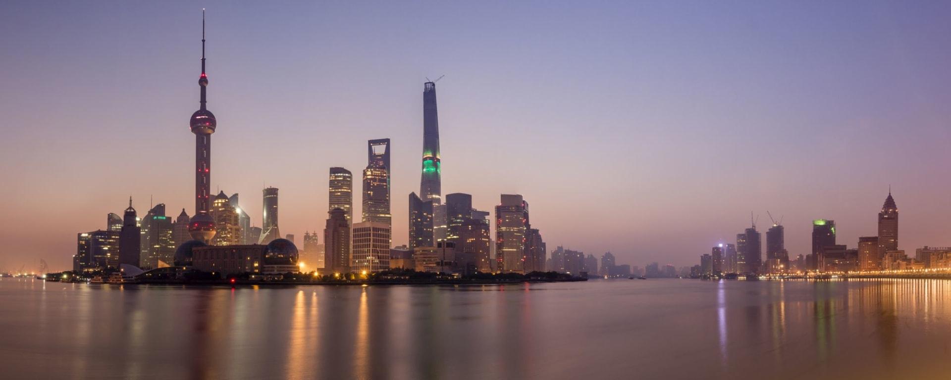 La Chine impériale avec une croisière sur le Yangtsé de Pékin: Shanghai