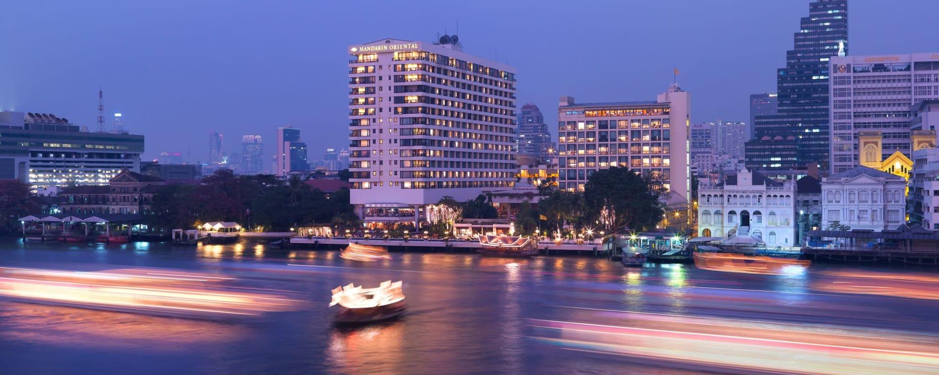 Mandarin Oriental à Bangkok: Exterior
