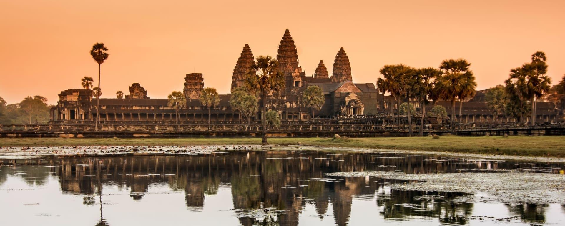 A la découverte d'Angkor à Siem Reap: Siem Reap Angkor Wat