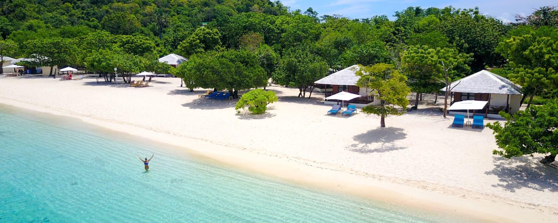 Club Paradise Palawan: top shot