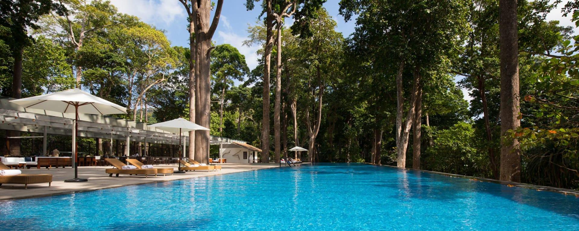 Taj Exotica Resort & Spa in Andamanen: Taj Exotica Resort & Spa, Andamans 004