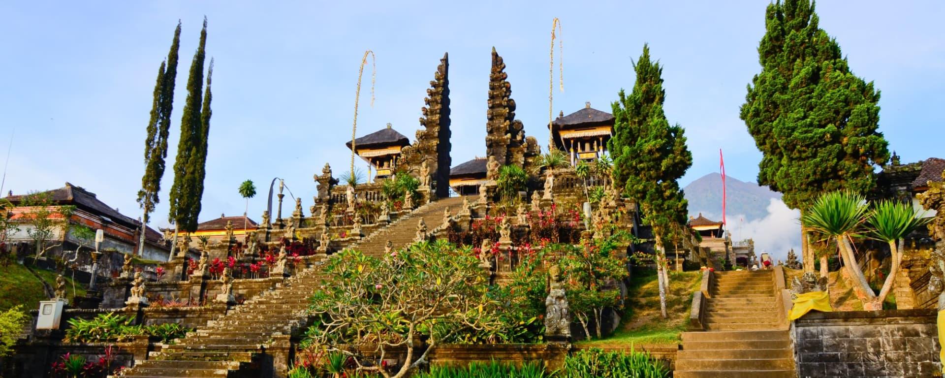 Bali de son propre chef - 1 journée à Sud de Bali: Bali Pura Besakih Temple