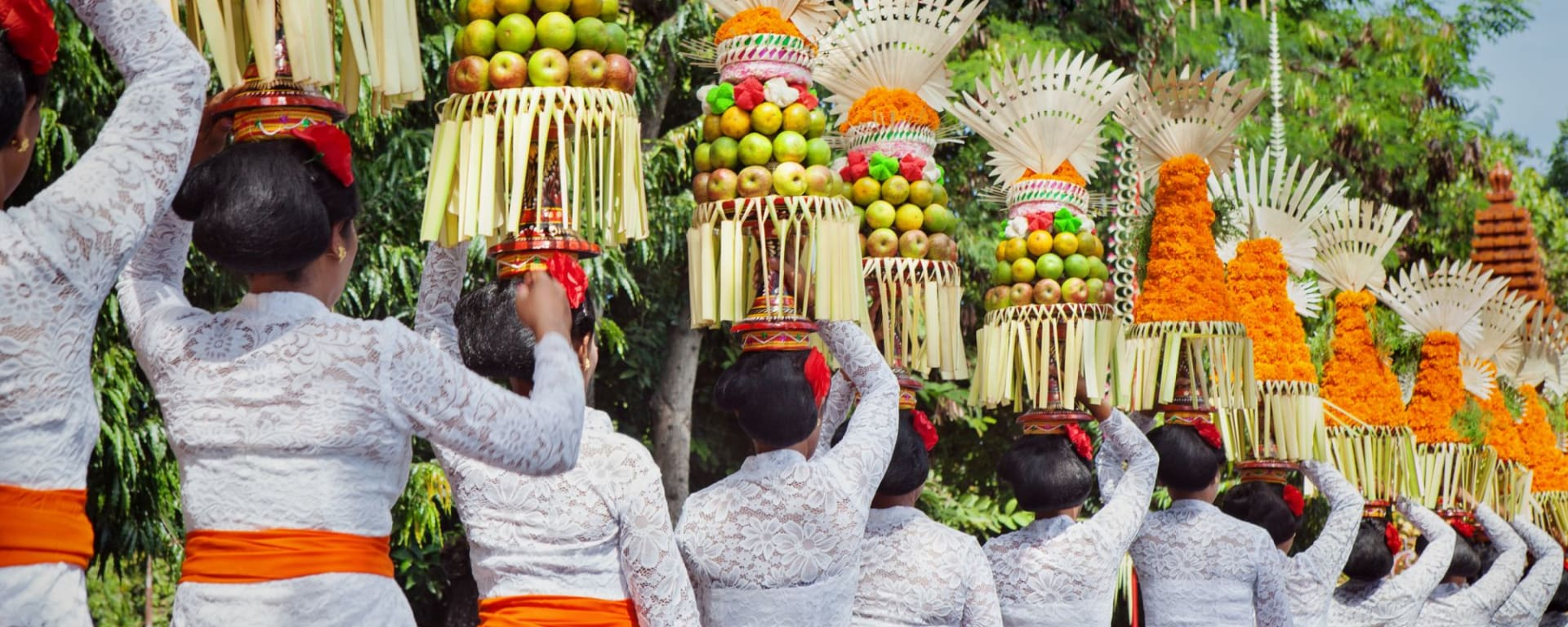 Java-Bali für Geniesser ab Yogyakarta: Bali Procession