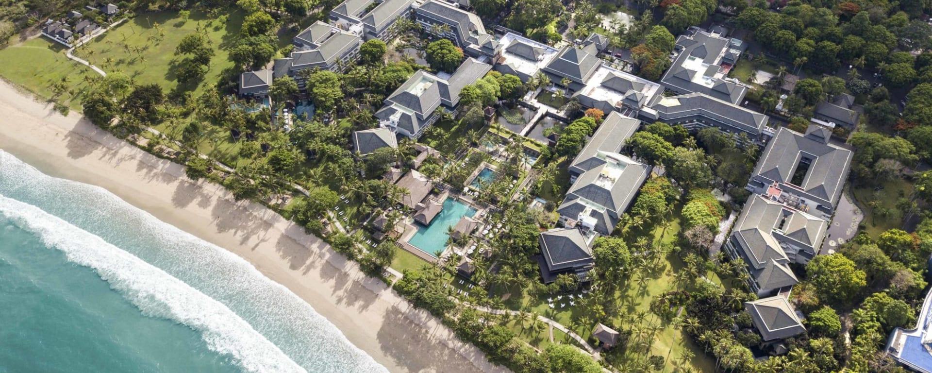 InterContinental Bali Resort à Sud de Bali: Aerial
