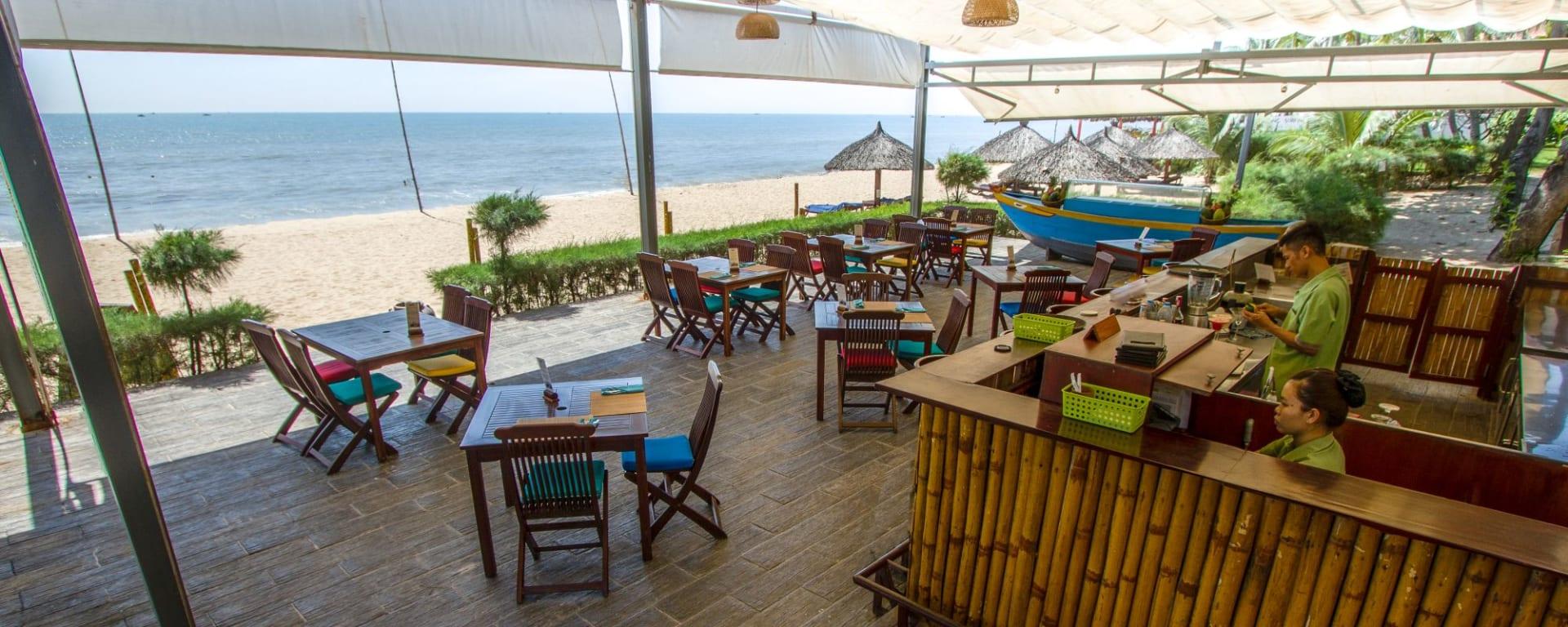 Blue Ocean Resort à Phan Thiet: Salt Restaurant