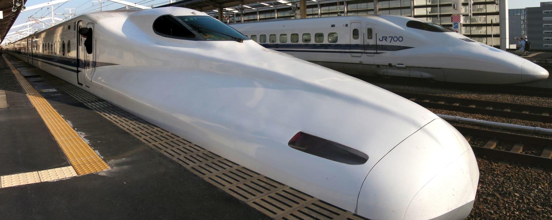Klassisches Japan ab Tokio: Japan: Shinkansen