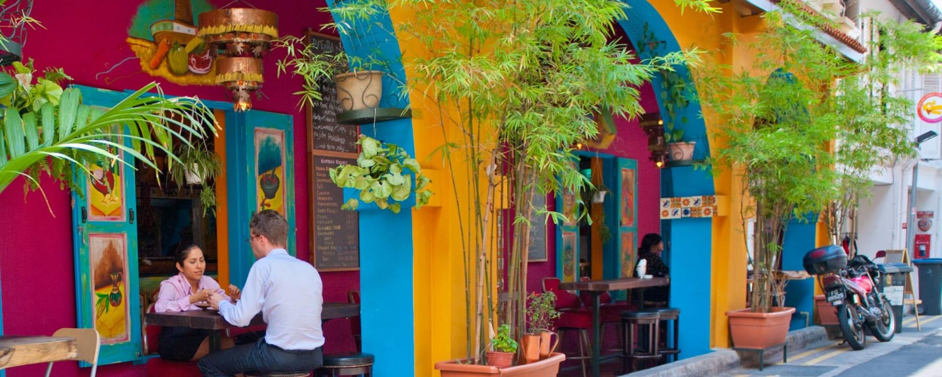 Wissenswertes zu Singapur Reisen und Ferien: Haji Lane