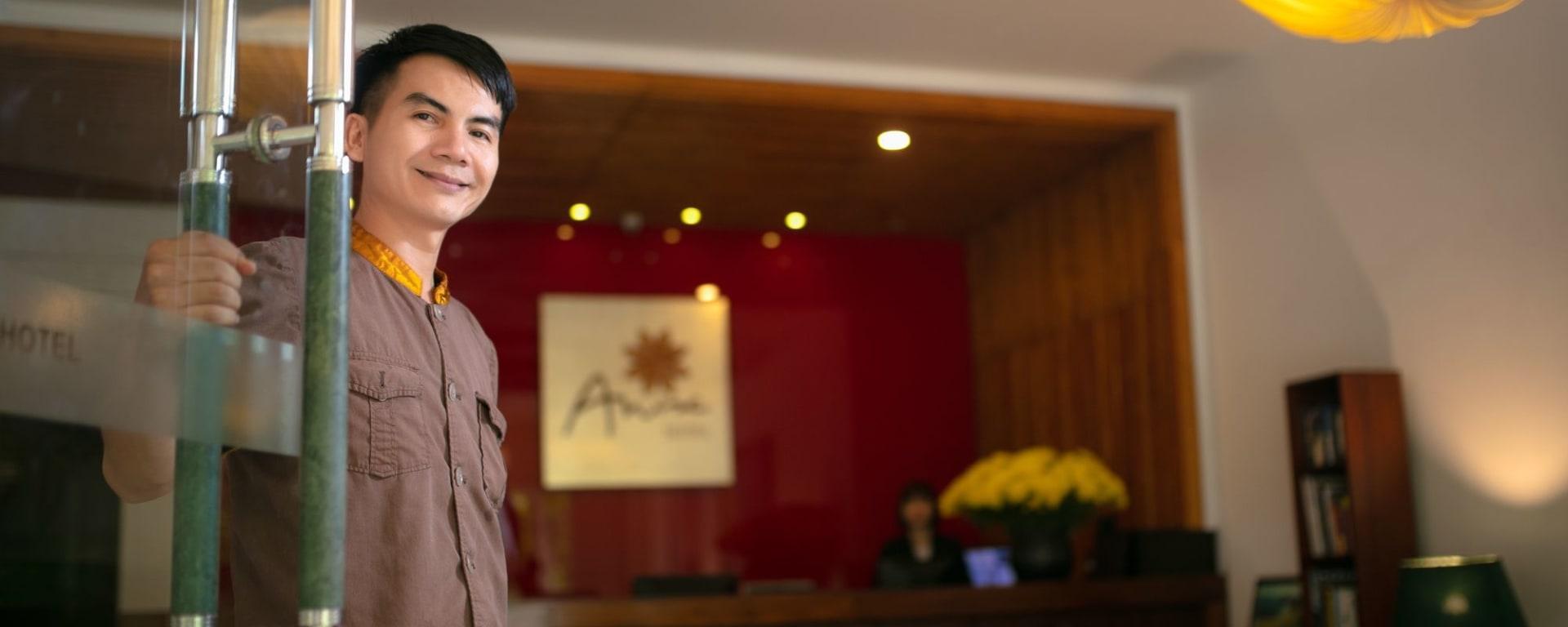 Anise à Hanoi: Lobby