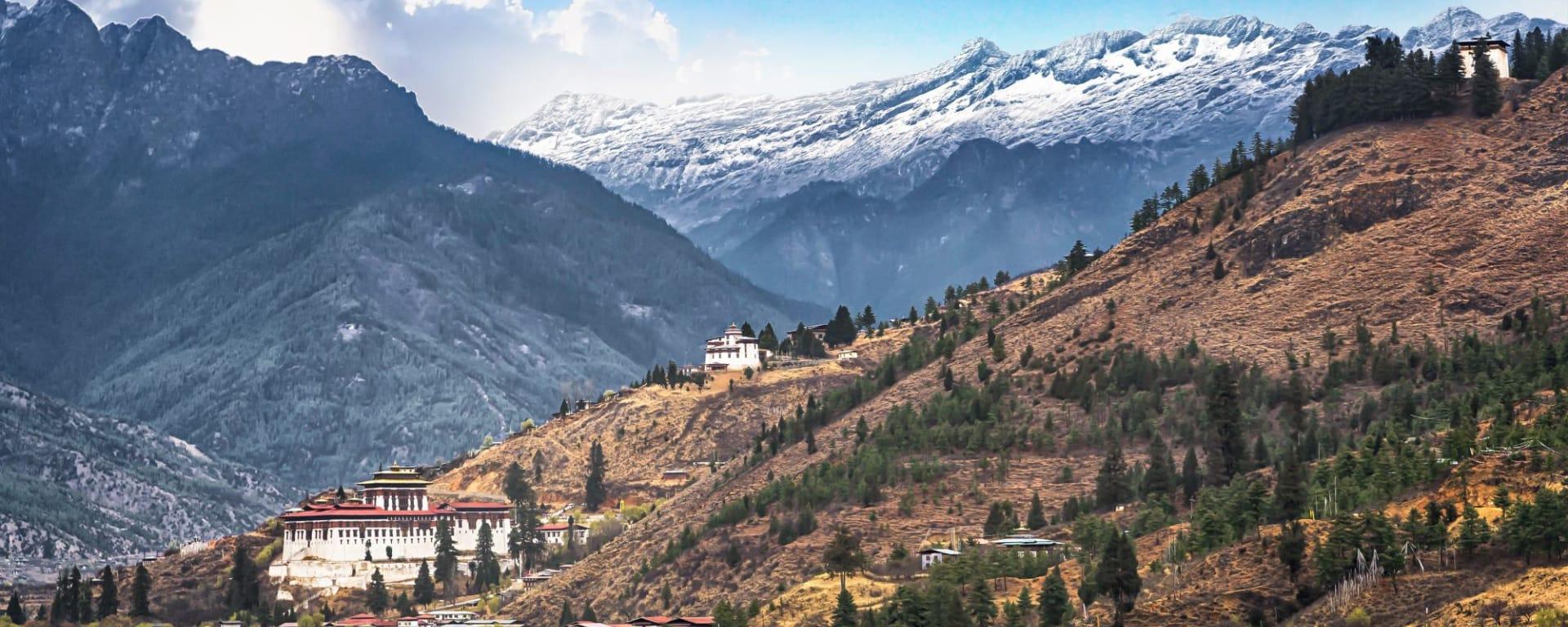Bhutan - Land und Legenden ab Paro: Thimphu Valley