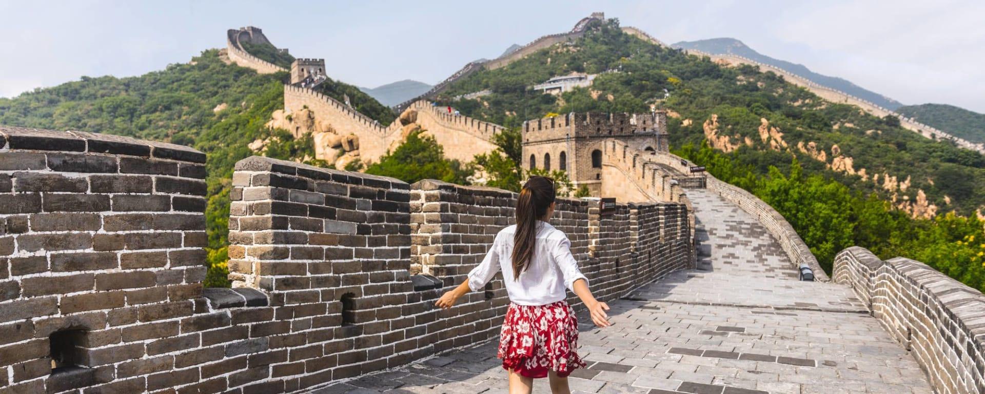 Tout savoir sur les voyages et les vacances en Chine: Great Wall Badaling Section