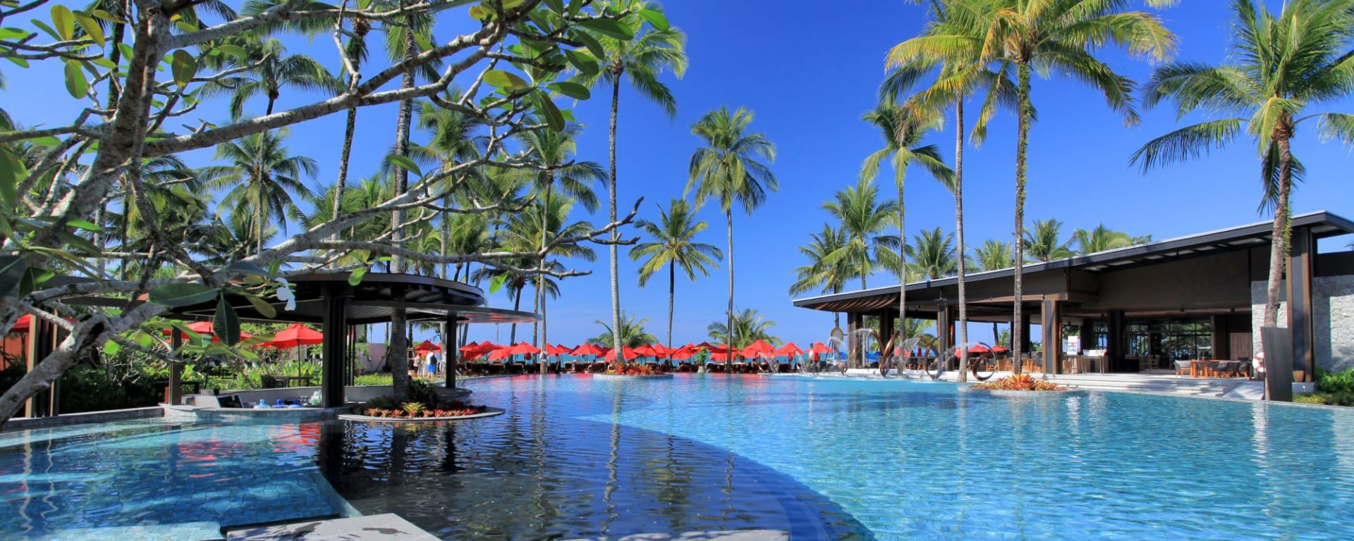 Ramada Resort by Wyndham Khao Lak: Main Pool