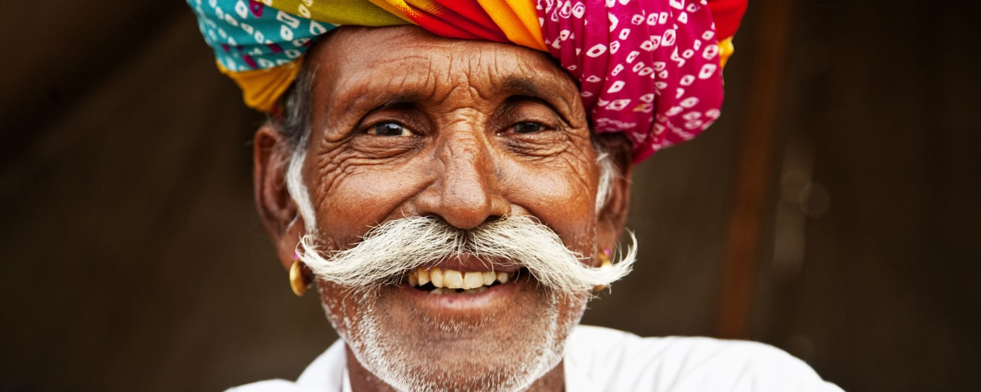 Tout savoir sur les voyages et les vacances en Inde: Pushkar senior man