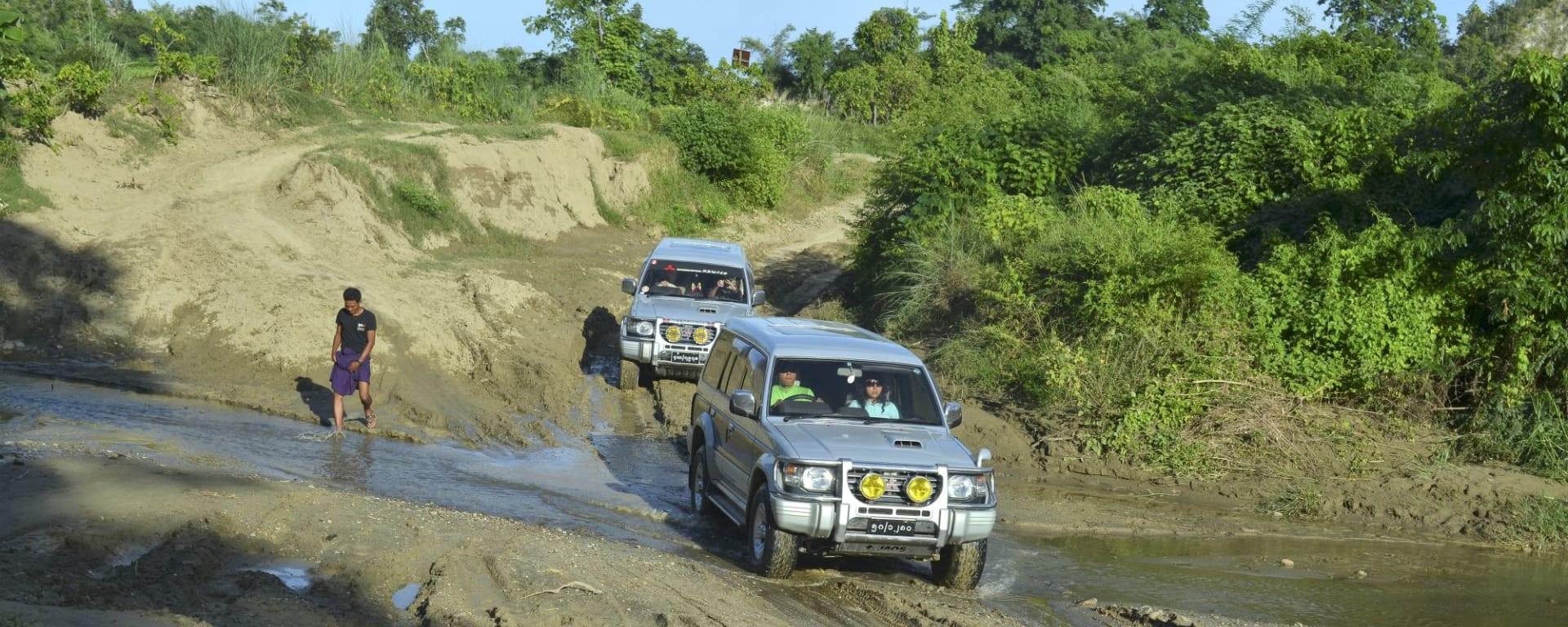 Ausflug in die Chin Berge ab Bagan: Myanmar Chin State