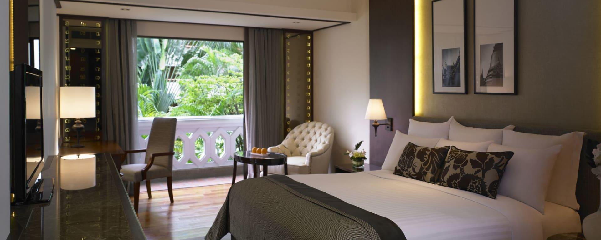 Anantara Riverside Bangkok Resort: Deluxe