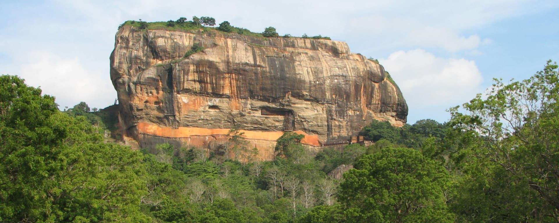 Sri Lanka Kompakt ab Colombo: Sigiriya: Lions Rock
