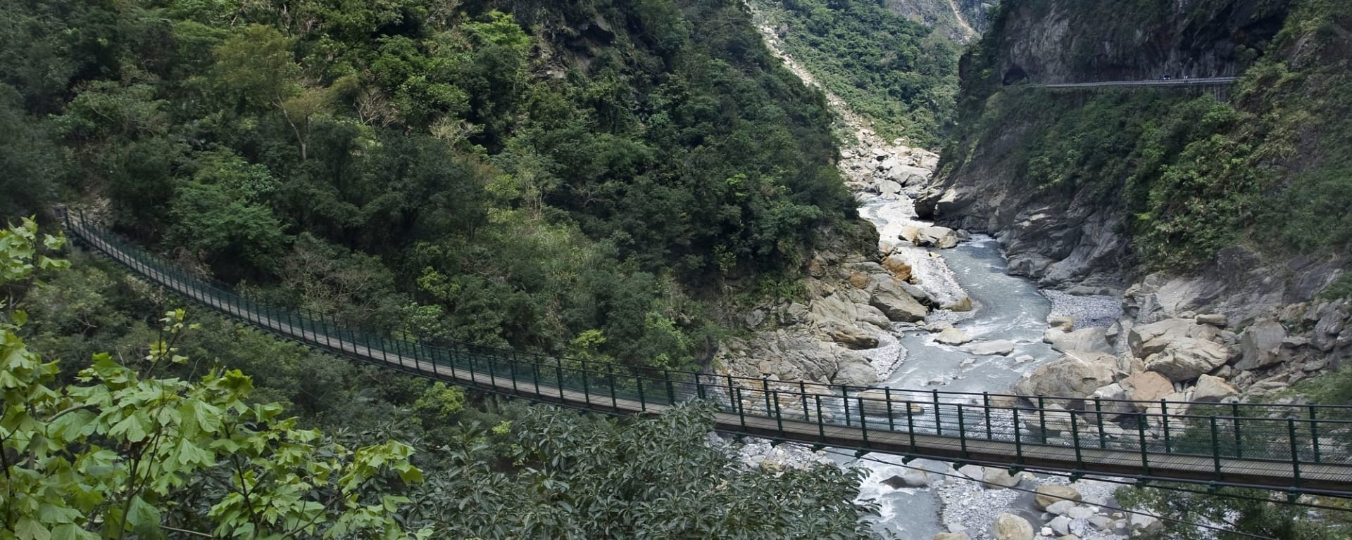 Naturwunder Taroko Schlucht in Taipei: Taroko gorge
