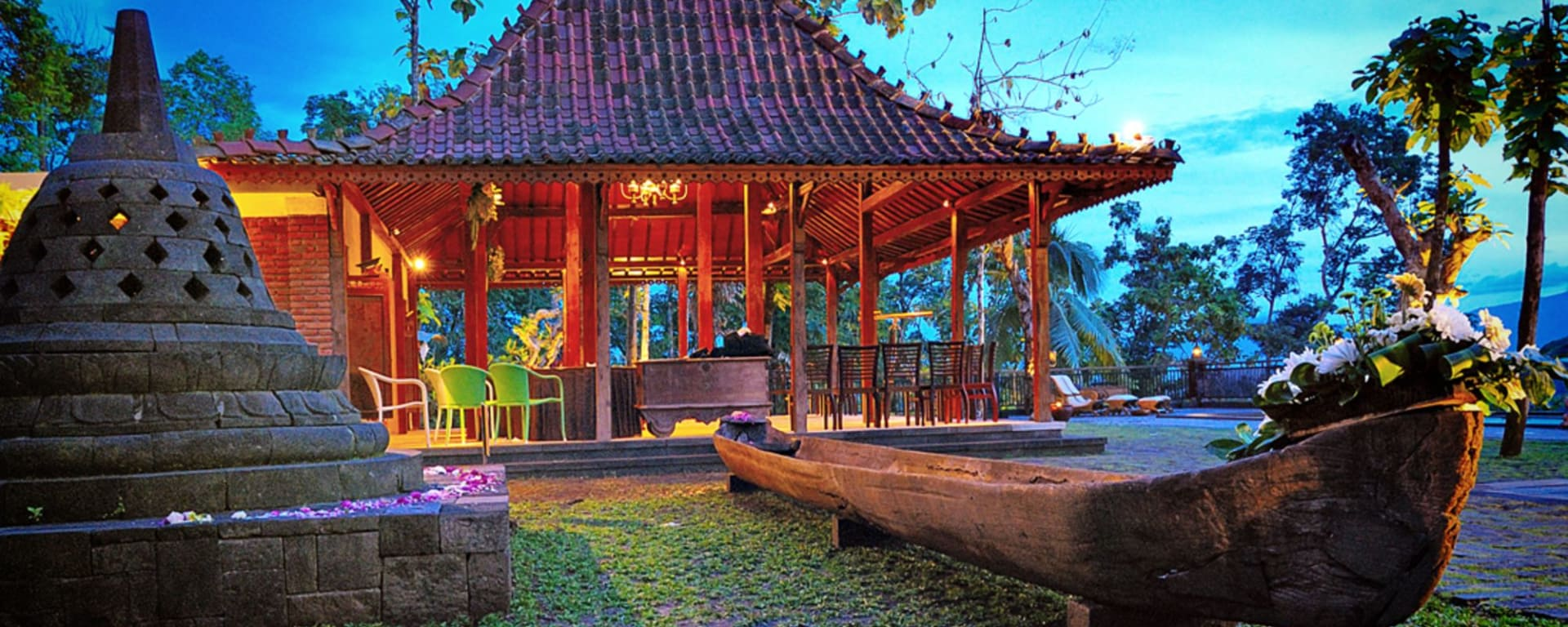 Plataran Borobudur Resort & Spa in Yogyakarta: