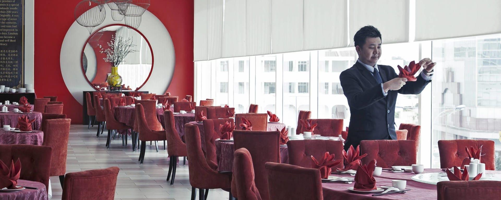 Pullman Kuching: Nu Er Hong Restaurant