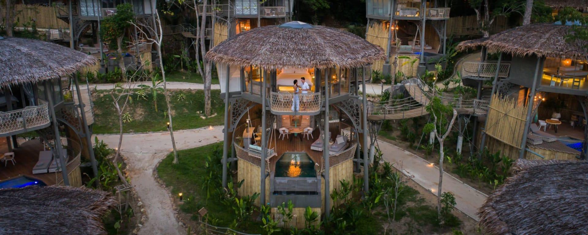 Tree House Villas Koh Yao in Ko Yao:
