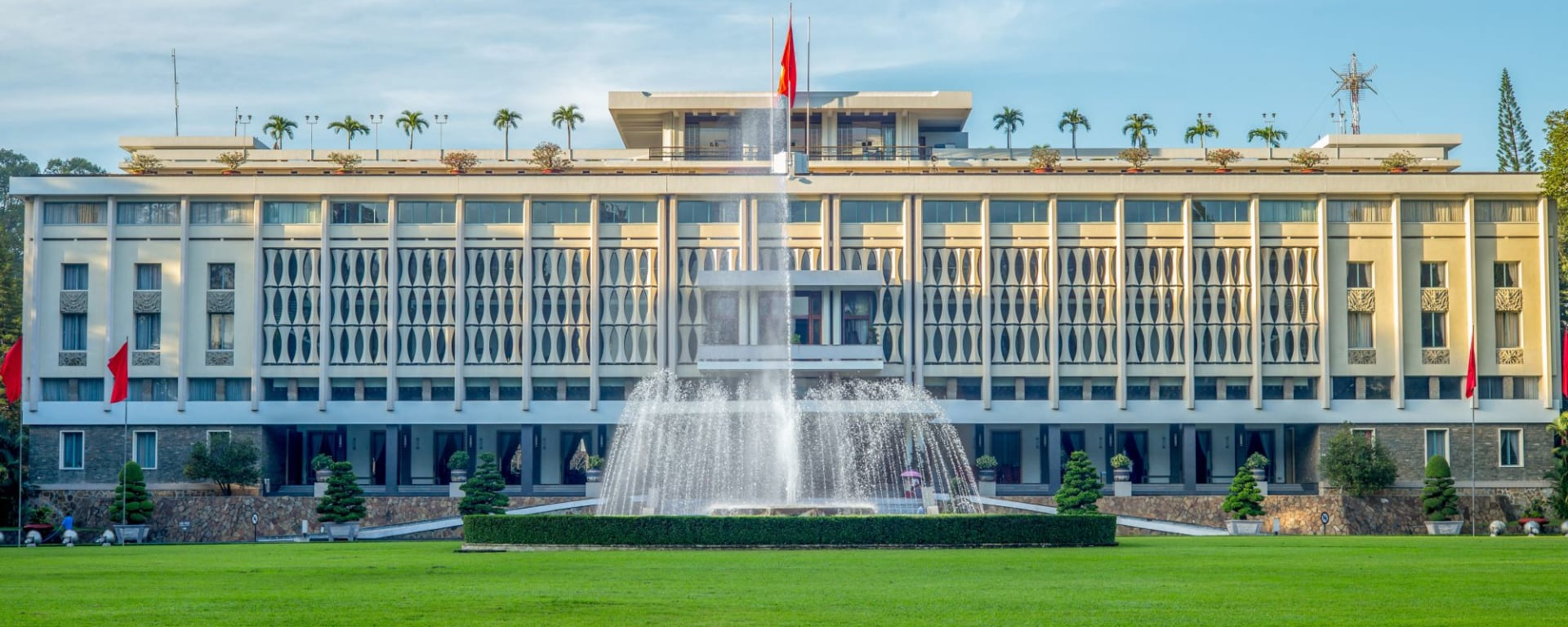 Saigon auf eigene Faust - ganzer Tag: Saigon Independence Palace