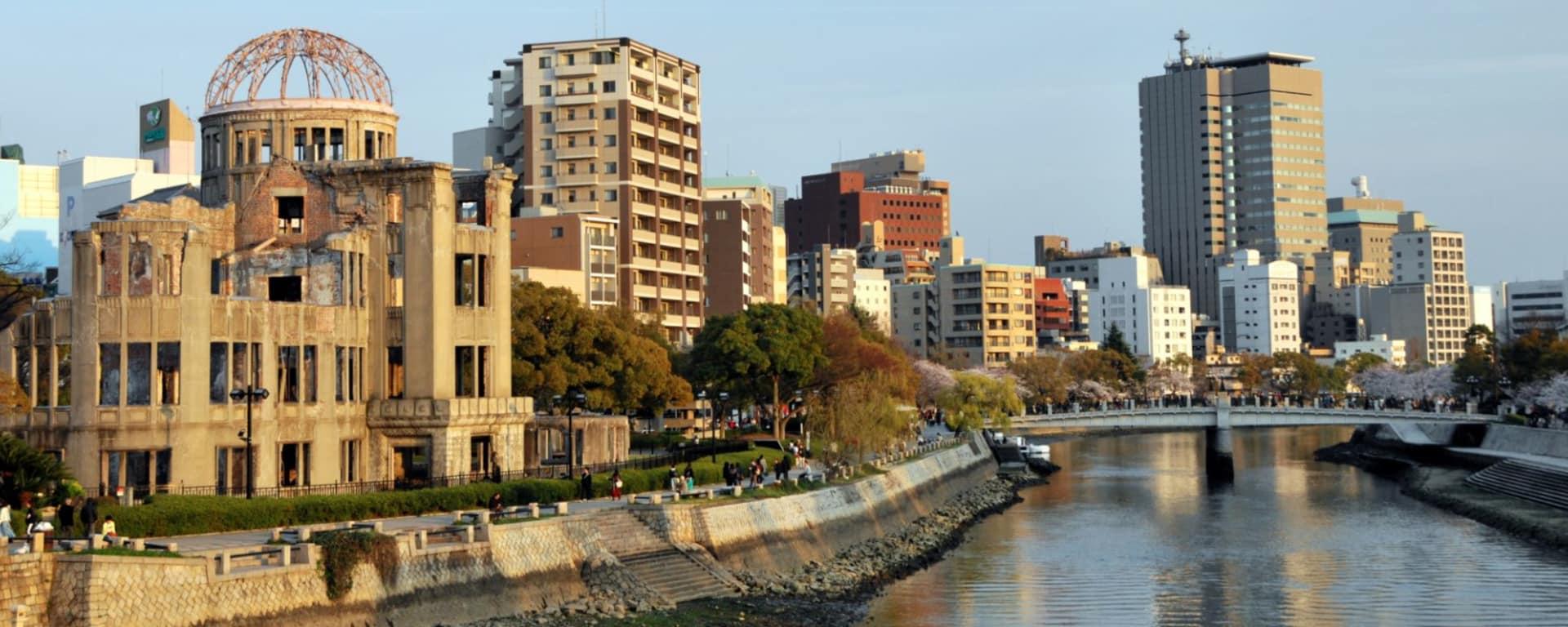Gruppenreise «Im Reich der Sonnengöttin» ab Kyoto: Hiroshima Atomic Bomb Dome