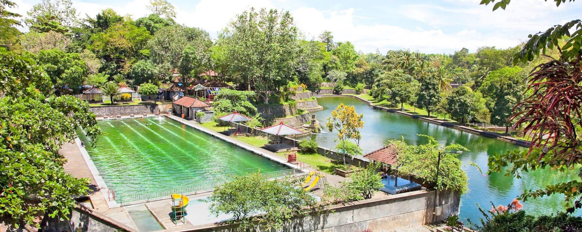 Lomboks Norden: Lombok Narmada Pool Complex