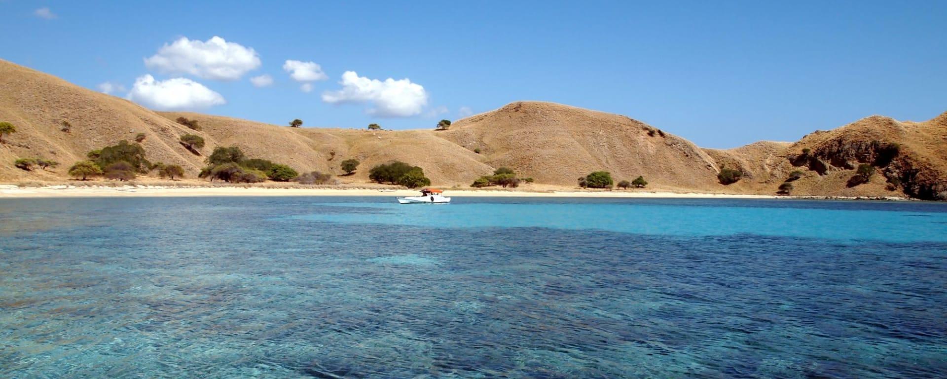 Croisière dans l'archipel indonésien / Bali - Flores de Sud de Bali: Lombok Gili Banta Blue Lagoon