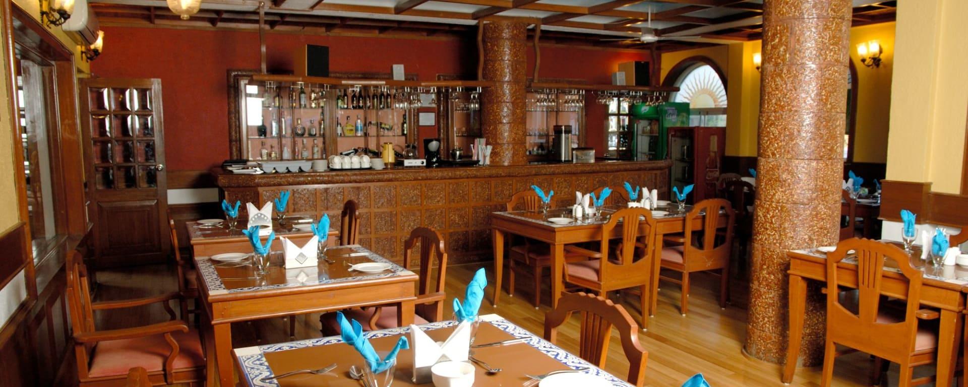 Casa de Goa: Restaurant