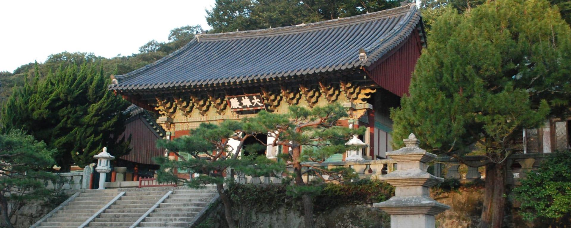 Temple Stay de Busan: Beomeosa Temple 04 (Busan)
