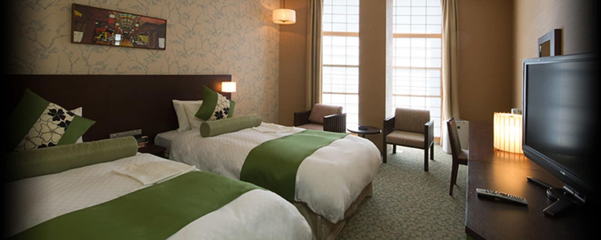 Vista Premio Kawaramachi Hotel à Kyoto: Standard